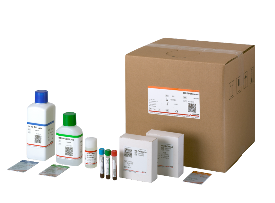 HumaCount 5D - HUMAN Diagnostics Worldwide