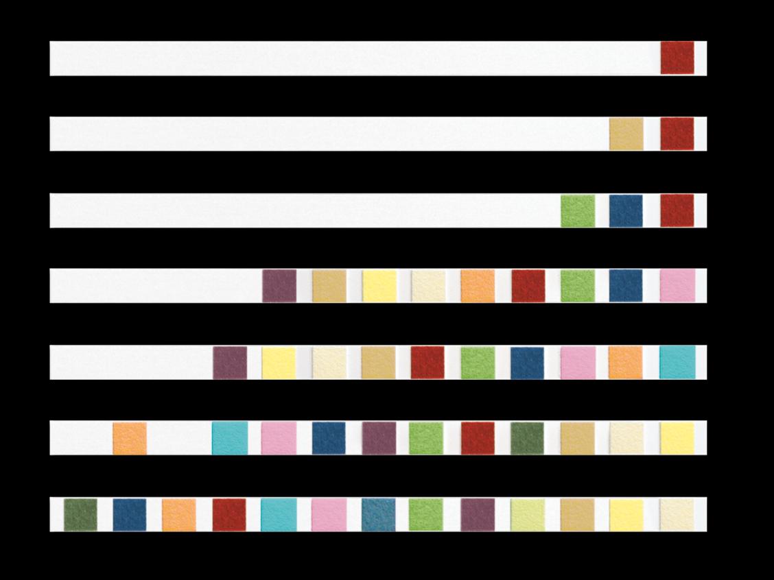 Comparación de parámetros por tiras reactivas - HUMAN